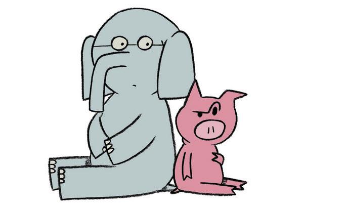 Gerhard & Gisse er bestevenner! Grisen Gisse er en smart og rolig type, elefanten Gerhardt er en dramatisk og følsom type. I hver bok legger de ut på hverdagslige og eventyr som ofte utvikler seg til å bli hysterisk morsomt.