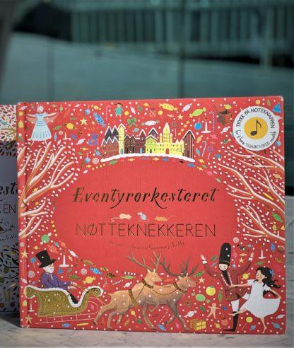 Barnebøker, bildebøker, barneboktips, eventyr, eventyrbøker, helter, heltinner, fantasy, bestselgere, barneboktips, de beste barnebøkene, bøker for 3-åringen, 4-åringen, bøker for 5-åringen, bøker for 6-åringen, bøker for 7-åringen, bursdagsgave, julegave, E.T.A. Hoffman, Pjotr Tsjajkovskij, Nøtteknkekkeren, Den Norske Opera og ballett, dans, ballett, opera, klassisk musikk, klassiker, juleeventyr, Figenschou forlag, leseglede, leselyst, les for meg.
